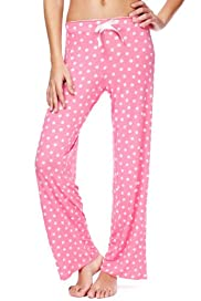 Spotted Pyjama Bottoms [T37-5620-S]