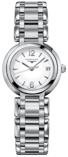 NEW LONGINES PRIMALUNA LADIES WATCH L8.112.4.16.6