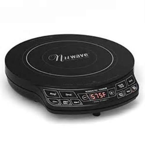 Best Prices! NuWave Titanium PIC Induction Cooktop (formerly known as PRO)