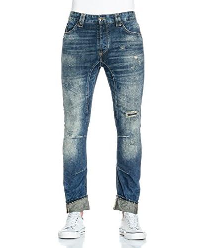 Frankie Morello Jeans Ciccarelli [Blu Denim]