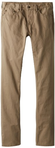 Levi's Men's Big-Tall 559 Relaxed Straight Fit Slub Twill Pant, Timberwolf, 48Wx30L (Big Men Casual Pants compare prices)