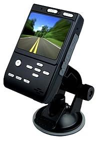 Jaytech HD-Black Box Camcorder (12 Megapixel, 8-fach digitaler Zoom) integriertes Mikrofon und Lautsprecher, schwarz