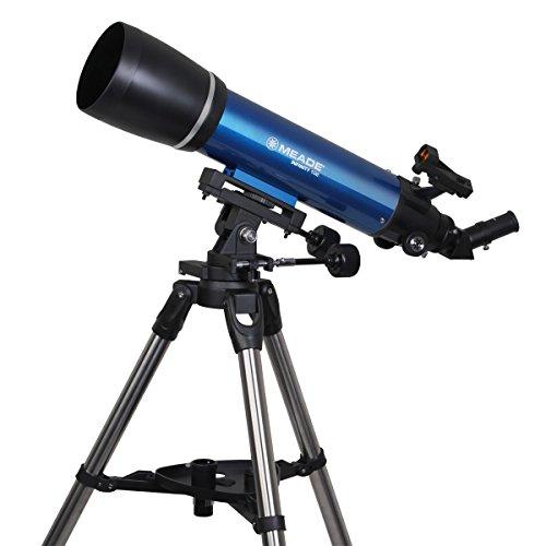 Meade Instruments 209006 Infinity 102 AZ Refractor Telescope (Blue)