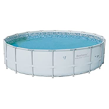 Bestway 16' x 48 Power Steel Pro Frame Pool Set, 13429