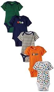 Gerber Baby-Boys Sports 5 Pack Variety Onesies Brand from Gerber