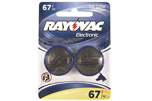 2-x-rfa-67-rayovac-petsafe-compatible-fence-dog-collar-batteries-2-card