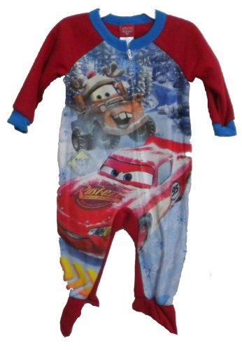 "Disney Cars Baby-Boys Blanket Sleeper ""Rust.Eze"" (18Mos) front-104172"