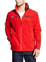 Geographical Norway Forro Polar Update (Rojo)