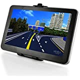 "DragonPad New arrival!5"" Car GPS Navigation Touch Screen FM MP3 MP4 4GB New Map WinCE6.0"