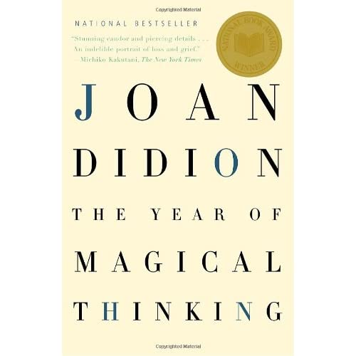 com The Year of Magical Thinking (9781400078431) Joan Didion Books