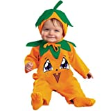 INFANT Little Pumpkin Pie Costume