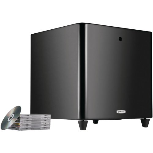 Polk Audio Dswpro 660Wi 12-Inch Wireless Ready Subwoofer