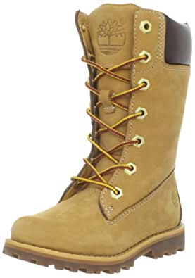 Timberland Asphalt Trail Classic Tall Rubber Boot (Toddler/Little Kid),Wheat,4 M US Toddler