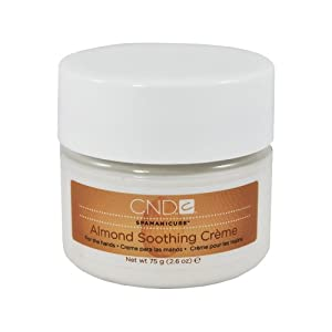 CND Almond Soothing Creme 2.6 oz (Formerly Solar Butter)