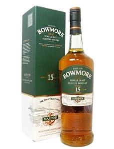 ボウモア マリナー 15年 1000ml 43度 シングルモルト ウイスキー