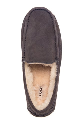 3c064ae2e99 Mens Ugg Ascot Slippers Charcoal - cheap watches mgc-gas.com