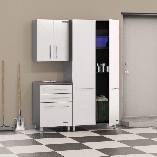 UltiMate Garage Storage System - 3 Piece 5' Starter Unit