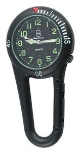 Philip Mercier NW15/A - Reloj de bolsillo analógico unisex, color negro marca Philip Mercier