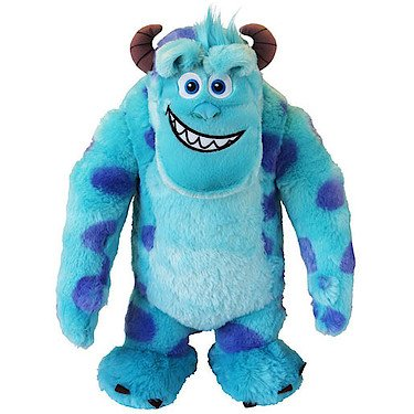 Monsters University 50cm Sulley Soft Toy - Blue
