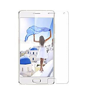 SNOOGG PACK OF 10 LENOVO ZUK Z 2 Full Body Tempered Glass Screen Protector [ Full Body Edge to Edge ] [ Anti Scratch ] [ 2.5D Round Edge] [HD View] – White