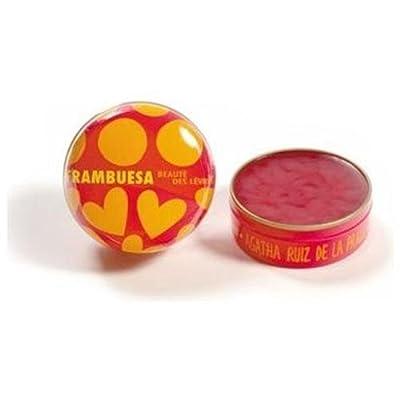 Agatha Ruiz De La Prada Lip Balm - Raspberry - .53oz (15ml)
