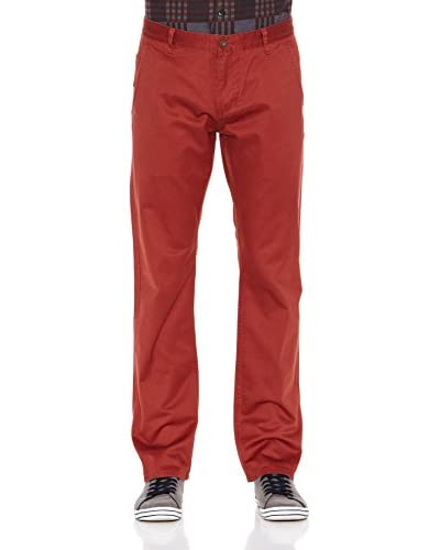 Dockers Pantalón Alpha Core Rojo