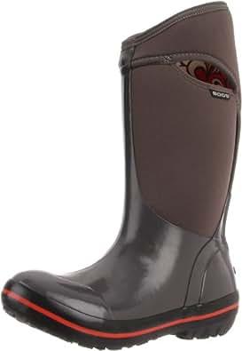 Amazon.com: Bogs Women's Plimsoll Tall Waterproof