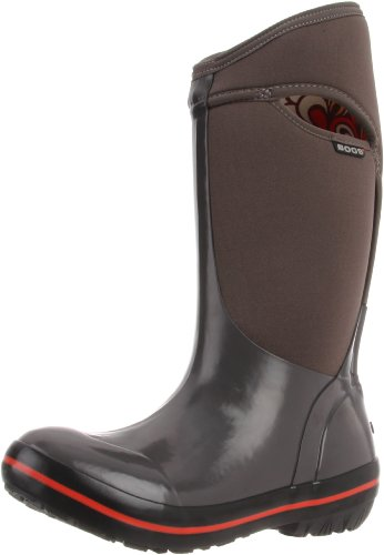Bogs Women's Plimsoll Tall Waterproof Winter & Rain Boot