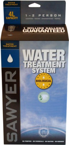 Sawyer 4-Liter Water Treatment System