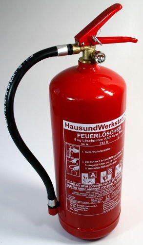 Hochleistungs-Feuerlscher-Pulver-GP-6x-ABC-6kg-12LE-Furex-Plus