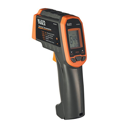 Klein Tools Ir2000A 12:1 Dual Laser Infrared Thermometer