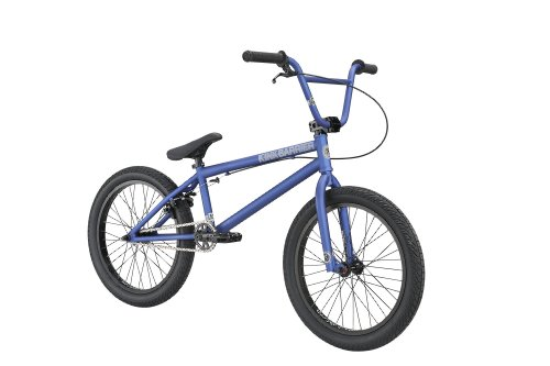 Kink 2012 Barrier 20.5-Inch BMX Bike (K4-BA-COL)
