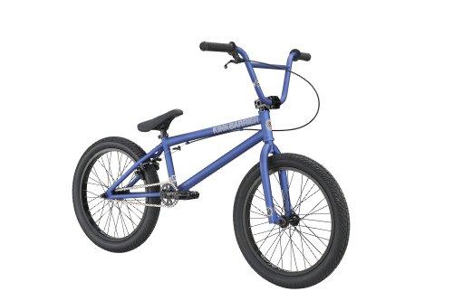 Kink 2012 Barrier BMX Bike (Blue, 20.5-Inch)