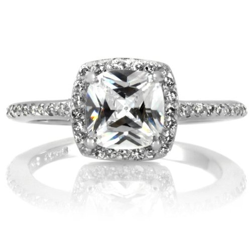 Cushion Cut Engagement Rings Grest Liezel s Engagement Ring Cushion