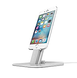 Twleve South HiRise Deluxe for iPhone/iPad Mini- Silver