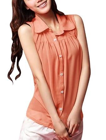 Shirt at Amazon Women's Clothing store: Blusas De Mujer De Moda