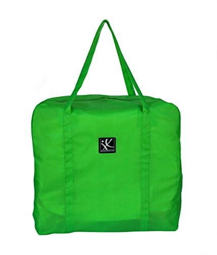 J.L. Childress Booster Go-Go On-the-Go Bag for Booster Seats, Green