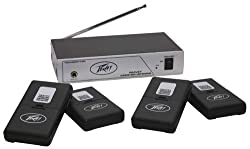 Assisted Listening System 72.1 MHz by Peavey by Peavey Electronics