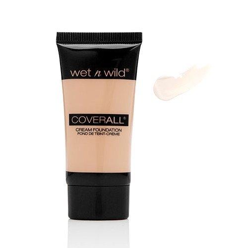ウェットアンドワイルド Coverall Cream Foundation Fair