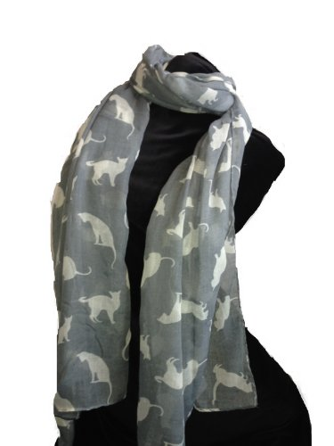 grey-with-white-cats-scarf-beautiful-design-fantastic-for-the-animal-lover-in-us-all