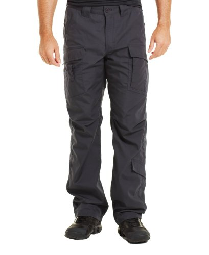 Under Armour Men's Under Armour Tactical Medic Pants, Dark Navy Blue, 34/32