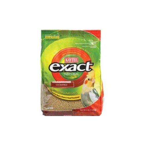 Kaytee Pet Products Bkt50269 Exact Natural Cockatiel Food, 25-Pound
