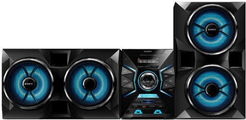 Sony Lbtgpx77 1800W Mini Music System With Bluetooth And Nfc