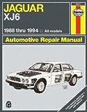 Haynes Jaguar XJ6 (88-94) Manual