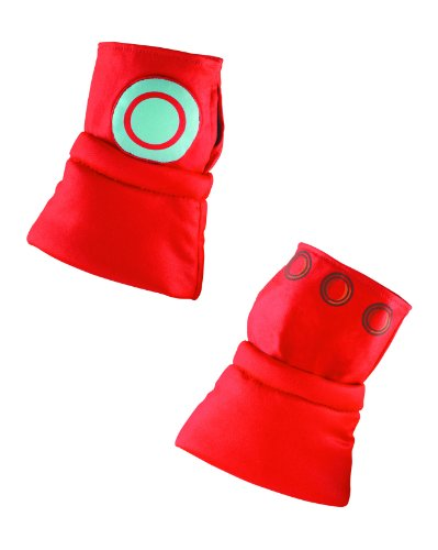 Marvel Super Hero Squad Iron Man Gauntlets