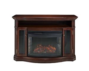 Muskoka Elliot Electric Fireplace Media Console Kitchen Home