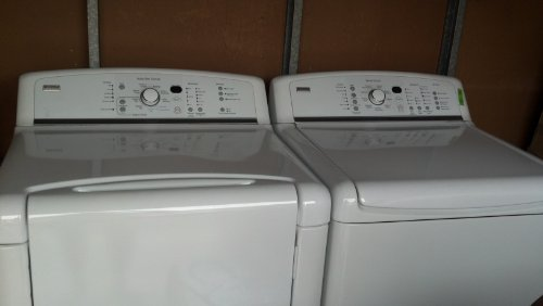 kenmore elite washer and dryer top load. kenmore elite oasis he 4.7 cu. ft. top-load washing machine washer and dryer top load d