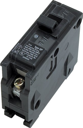 Siemens 15 Amp Single Pole Circuit Breaker Q115