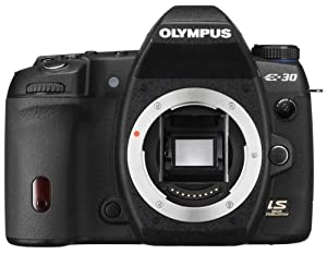 Olympus E-30 Digital SLR Camera (Body Only)
