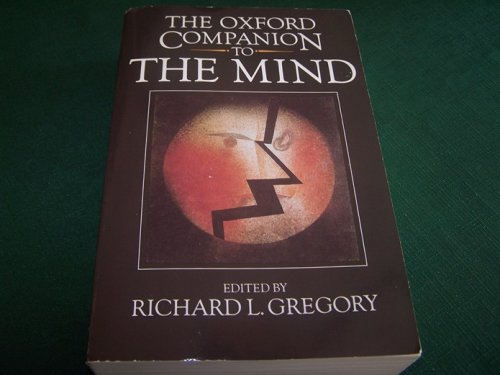 The Oxford Companion to the Mind Copyright (1987 Oxford)